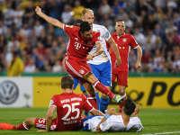 录播:卡尔蔡司耶拿vs拜仁慕尼黑(粤语)16/17赛季德国杯
