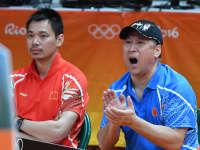 记者采访李永波 比赛意想不到伤病影响成绩