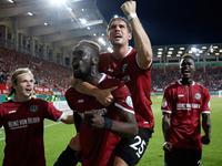 【第1轮】汉诺威3-2奥芬巴赫踢球者 鲁能逃跑外援破门