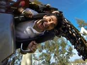 骑过山车雪松(Riding Millennium Force Roller Coaster - Cedar Poi)