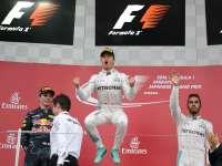 F1日本站集锦:罗斯伯格pole to win!