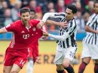 法兰克福vs拜仁慕尼黑(上)