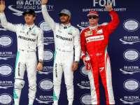 F1巴西站排位赛:汉密尔顿拿下职业生涯第60杆