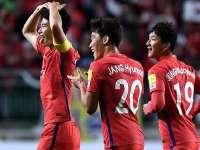 【全场录播】12强赛 韩国VS乌兹别克斯坦