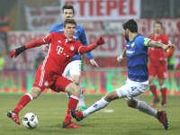 达姆施塔特vs拜仁慕尼黑(下)