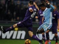 意甲-凯塔破门 拉齐奥3-1佛罗伦萨超越米兰