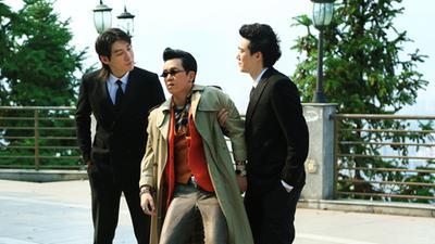 《冒牌卧底》带感版预告 七主演挑战多面角色