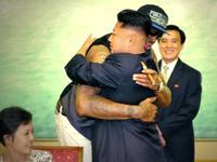 罗德曼朝鲜纪录片第六章:给元帅的生日歌【中字】