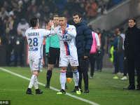 里昂3-1马赛