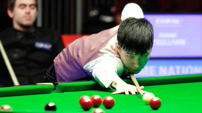 2017中国公开赛资格赛 赵心童vs马克-威廉姆斯