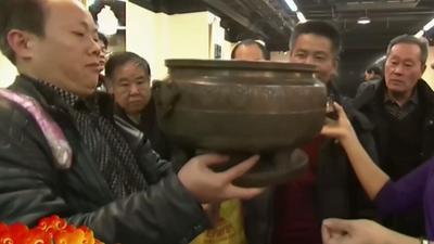 清晚期 卢葵生制漆盒