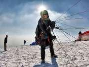 飞至伊朗 极限滑翔伞