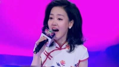 刘蔓莹演唱《娘心》