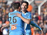 洛里昂1-4马赛
