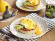 洋气指数超高的花样早餐 居家男神教你班尼迪克蛋