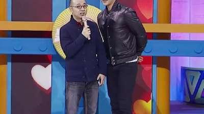 李茂刘仪伟比身高