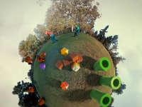 真人马里奥闯关VR创意短片《冒险岛奇遇》