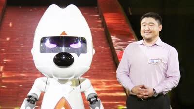 清华高材生首次打败机器人 晓敏因二胎暂别舞台