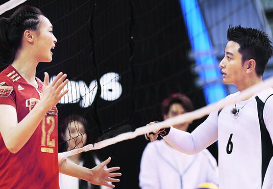 《来吧冠军》第二季—《来吧冠军2》第1期:贾乃亮宋茜对决中国女排遭惨虐