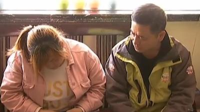 妻子失望与网友同居