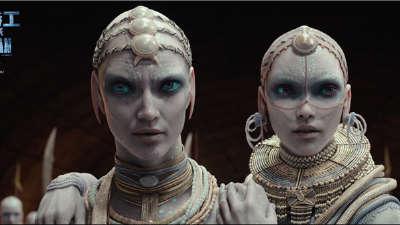 《星际特工:千星之城》终极预告 炫酷顶级视效颠覆太空想象