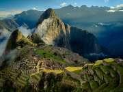真正的天空之城 隐士秘境 秘鲁马丘比丘遗址