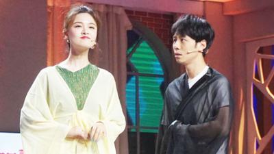 黄艺馨上演经典偶像剧