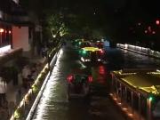 【正能量 迷你Vlog】秦淮河畔,夜色笼罩下的古香古色 007