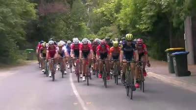 2017环澳自行车赛第二赛段全场录播(英文)