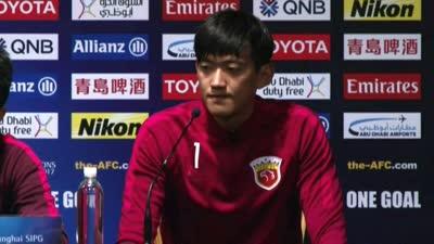 颜骏凌:球队靠的是整体防守 不惧怕对手火力点多