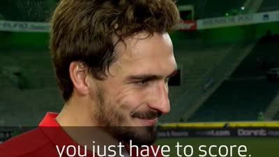 胡梅尔斯谈二娃:他现在助攻比进球多【中字】