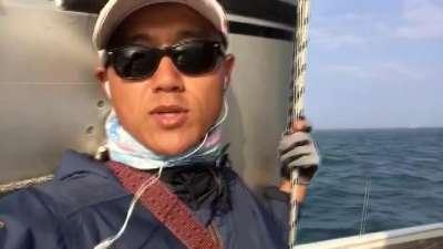 海帆赛海口-三亚东线拉力赛曦冉号最新回传 赛事前段危机重重