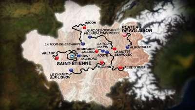 2017环多菲内线路图抢先看 康塔多弗鲁姆一绝高下