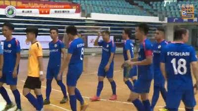 (全场录播)2017粤超联赛第3轮 佛山vs深圳