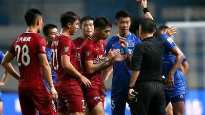 足协处罚李提香过分力量推击对手:停赛5场+罚款