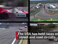 最诡异办赛地点?F1凯撒宫大奖赛 赌城的速度与激情