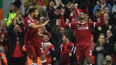 英超-萨拉赫失点斯图拔头筹 利物浦3-0四轮首胜