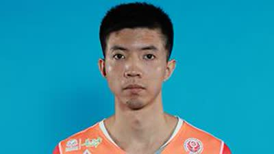 广东深圳国体男子排球队球员——黄智健