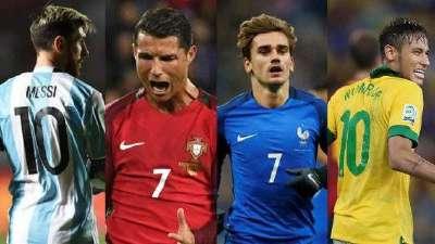 世界杯32支晋级球队 烽烟再起谁能捧起大力神杯