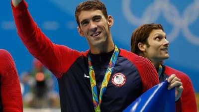 再见!游泳界的乔丹 23块奥运金牌后人恐永难超越