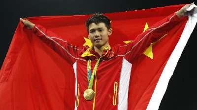 陈艾森收复失地 中国跳水队平历史最佳