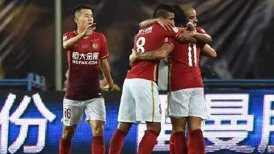 恒大夺得中超六连冠 刷新中国足球职业联赛6项纪录