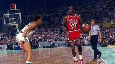 历史上的4月21日:篮球之神爆砍63分创纪录