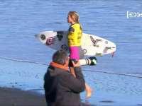 用冲浪治愈伤痛 独臂女神诠释极限意义