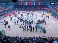 浪琴国际马联世界杯场地障碍赛莱比锡站