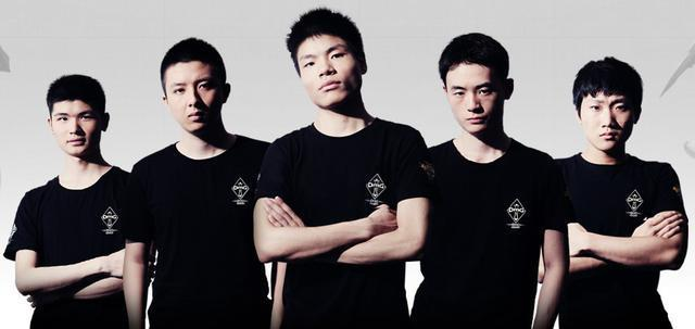 OMG洲际赛抗韩成功 首局比赛轻取MVP 网友:毕竟全华班