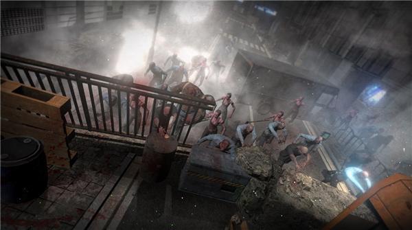 《生存考验VR:死守》10项全新内容震撼来袭!打造最强VR丧尸射击游戏!