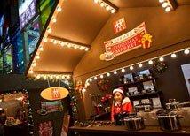 圣诞集市带来不一样的冬日庆典