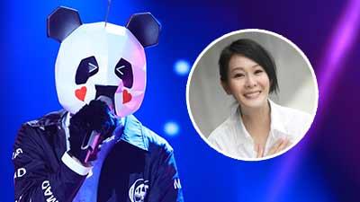 小熊猫真情演绎感动刘若英