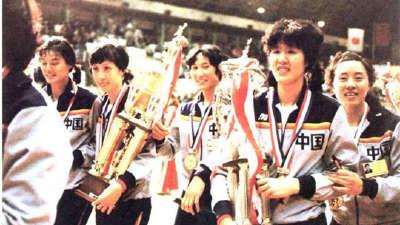 郎平职业执教生涯回顾 堪称世界排坛历史第一人